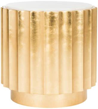 Safavieh Elodie Gold Side Table