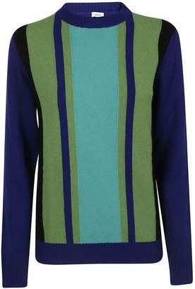 M Missoni Color Blocked Sweater