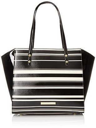 Anne Klein Nautical Wave Tote Bag $42.73 thestylecure.com