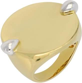 Bony Levy Round Signet Ring
