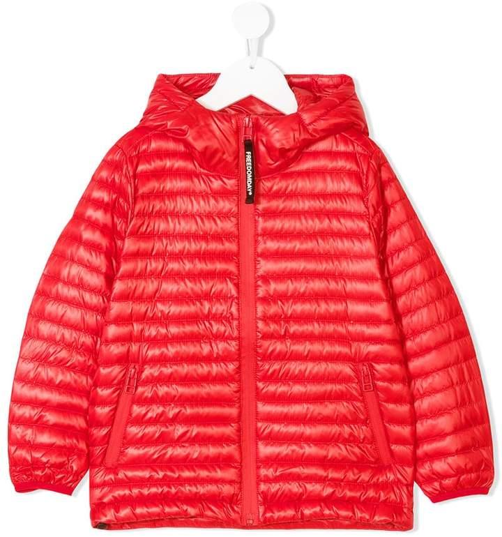 Freedomday Junior puffer jacket