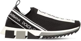 Dolce & Gabbana 15mm Sorrento Knit Sneakers
