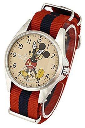 Disney (ディズニー) - ディズニーウォッチ DISNEY WATCH LIMITED EDITION アナログ腕時計 DM-01【ベージュ】