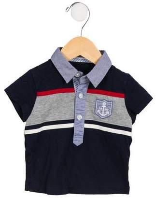 Familiar Boys' Short Sleeve Polo Shirt