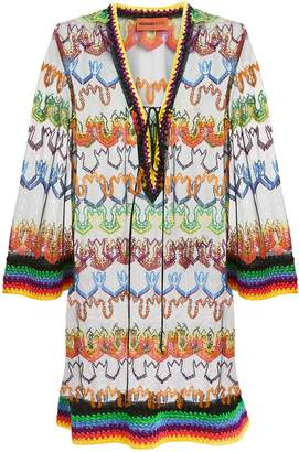 Missoni Mare Short Kaftan Cover-Up