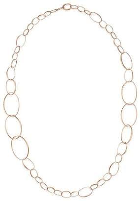 """Pomellato 18K Rose Gold Link Necklace, 43"""""""