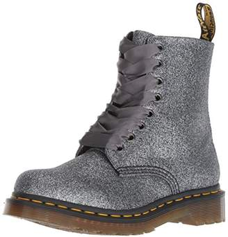 Dr. Martens Women's 1460 Pascal Glitter Mid Calf Boot,3 M UK (5 US)