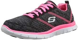 Skechers Flex Appeal Pretty City, Women's Multisport Outdoor Shoes,(36 EU)