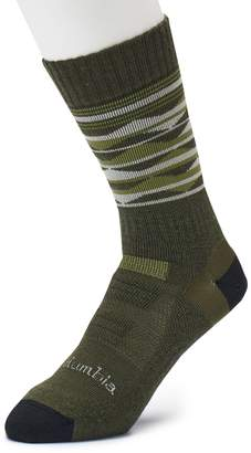 Columbia Men's Merino Wool-Blend Crew Hiking Socks