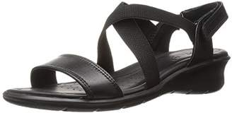 Ecco Women's Women's Felicia Casual Sandal Wedge