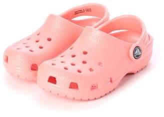 Crocs (クロックス) - LOCONDO クロックス crocs 204536 クラシック キッズ (メロン)