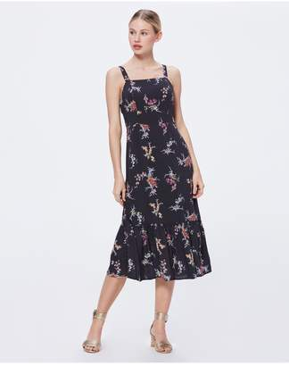 Paige Tolucah Dress - Black Bali Orchid