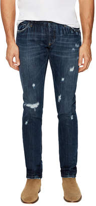 Dolce & Gabbana Distressed & Whiskered Pant