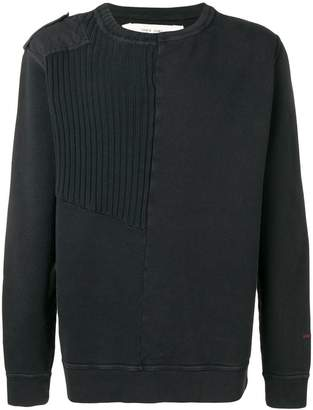 Damir Doma asymmetric sweatshirt