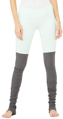 Alo Yoga Goddess Ribbed Leggings