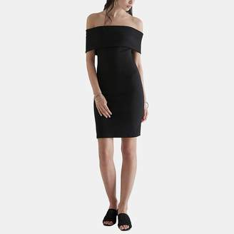 Sir The Label SIR the Label Franca Bodycon Off-the-Shoulder Dress