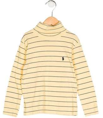 Ralph Lauren Boys' Knit Striped Shirt