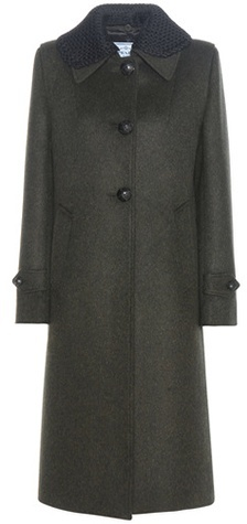 pradaPrada Virgin Wool Coat