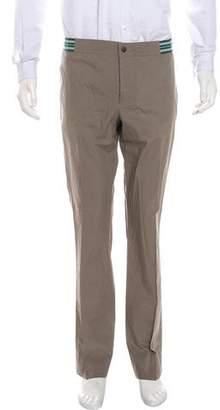 Hermes Flat Front Pants