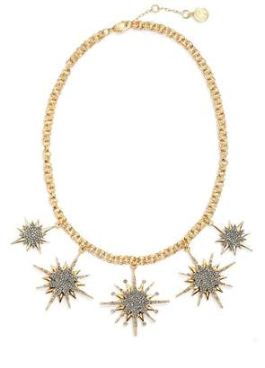 Vince Camuto Crystal Star Necklace