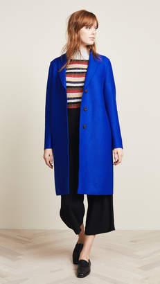 Harris Wharf London Wool Overcoat