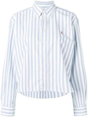 Polo Ralph Lauren striped long-sleeve shirt