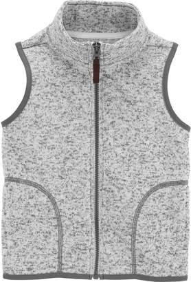 Carter's Toddler Boy Fleece Vest