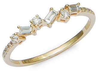 KC Designs 14K & Diamond Ring