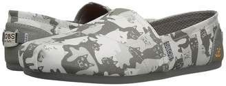 BOBS from SKECHERS Bobs Plush - Cat-Mouflage Women's Shoes