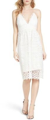 Women's Bardot Versailles Slipdress $129 thestylecure.com