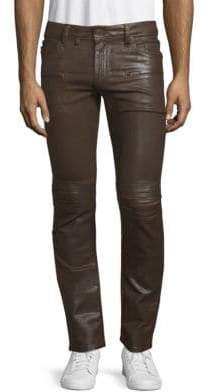 Moto Motard Jeans