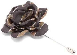 Lanvin Gardenia tie pin