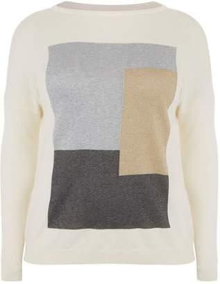 Giorgio Grati Colour Block Sweater