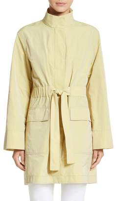 Lafayette 148 New York Penny Tie Front Jacket