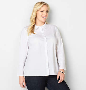 Avenue Flutter Sleeve Shirt