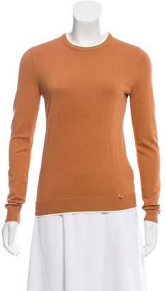 Gucci Long Sleeve Crew Neck Sweater
