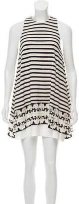 Thakoon Striped Knit Dress