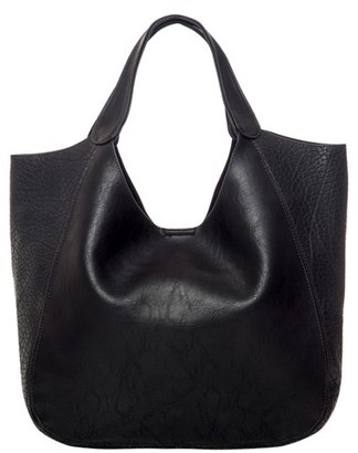 Urban Originals 'Masterpiece' Faux Leather Tote $78 thestylecure.com