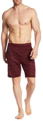 Bottoms Out Striation Effect Knit Short