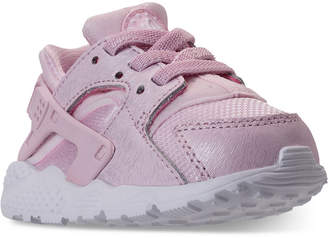 Nike Toddler Girls' Air Huarache Run Ultra Running Sneakers from Finish Line