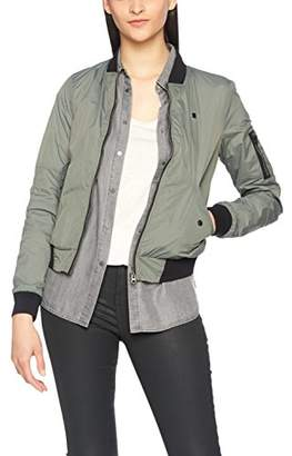 G Star Women's Rackam Slim Wmn Bomber Jacket,Large