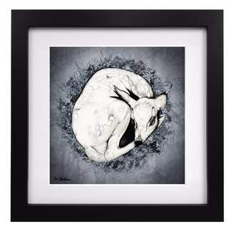 Coleman Louise Limited Edition Sleeping Bambi Art Print