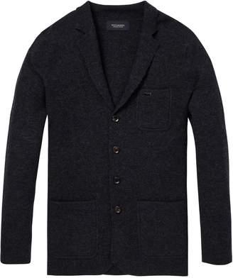 Scotch & Soda Merino Wool Blazer