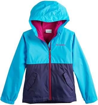 Columbia Girls 4-18 Rain to Fame Jacket
