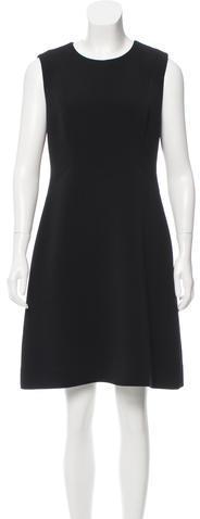 Kate SpadeKate Spade New York A-Line Sleeveless Dress