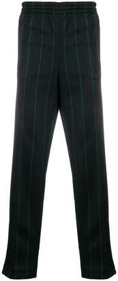 MSGM pinstriped track pants