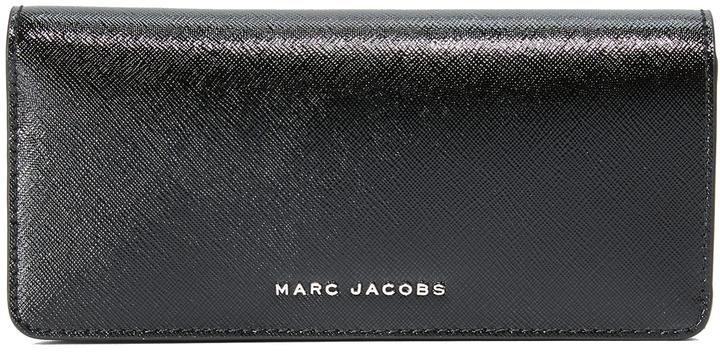 Marc JacobsMarc Jacobs Tricolor Open Face Wallet
