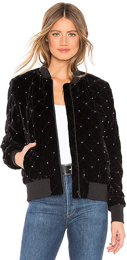 Meredith Velvet Jacket