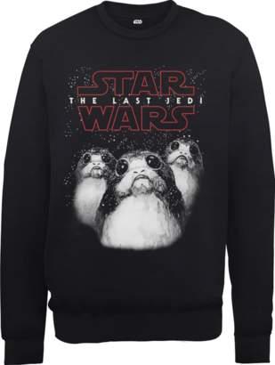 1eccde5f5f44 Star Wars The Last Jedi Porgs Black Sweatshirt