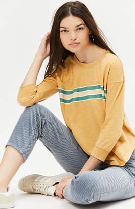 RVCA Day Stripe Sweatshirt